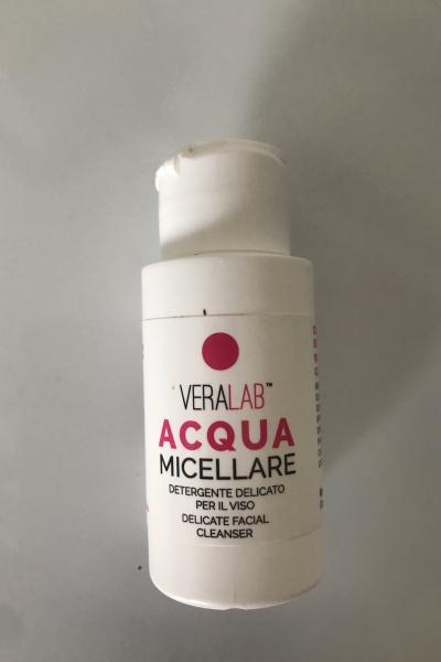 Acqua micelllare pelle che respira