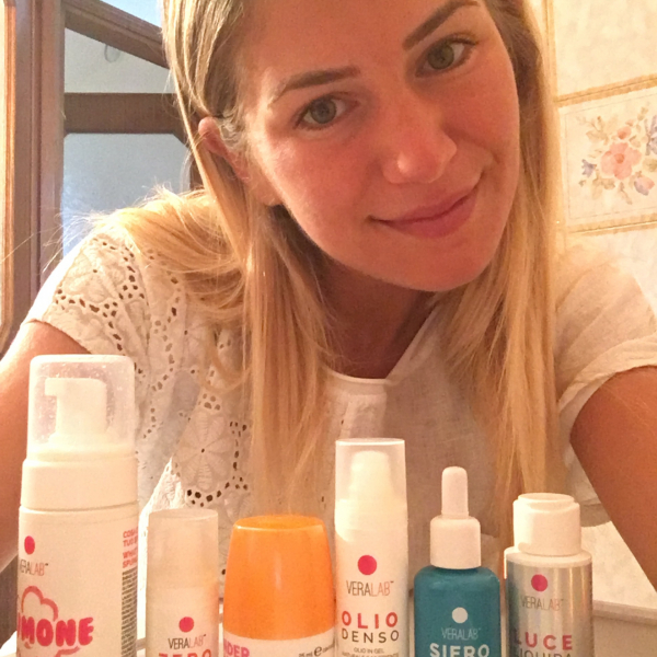 La Beauty Routine di Gaia Girasoli