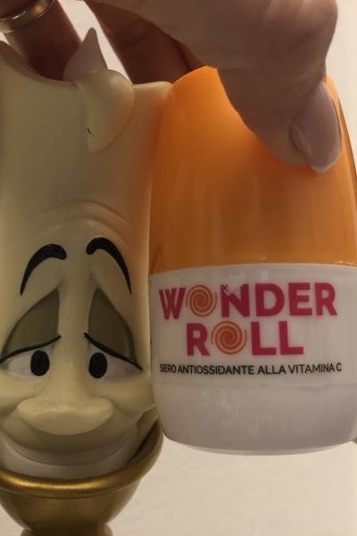 Antiossidante per eccellenza? Wonder Roll
