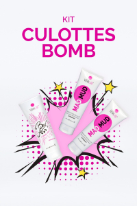 Kit Culottes Bomb  - Corpo - VeraLab