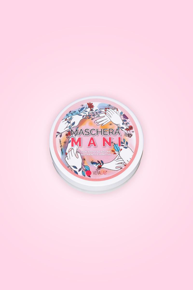 Maschera Mani - Corpo - VeraLab