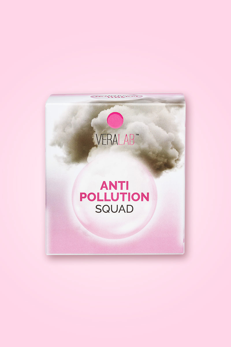 Anti Pollution Squad - Viso - VeraLab