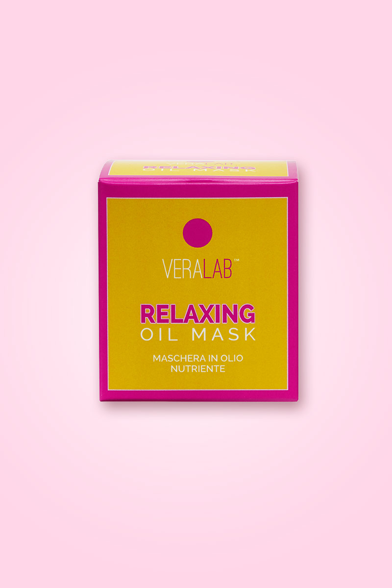Relaxing Oil Mask - Viso - VeraLab