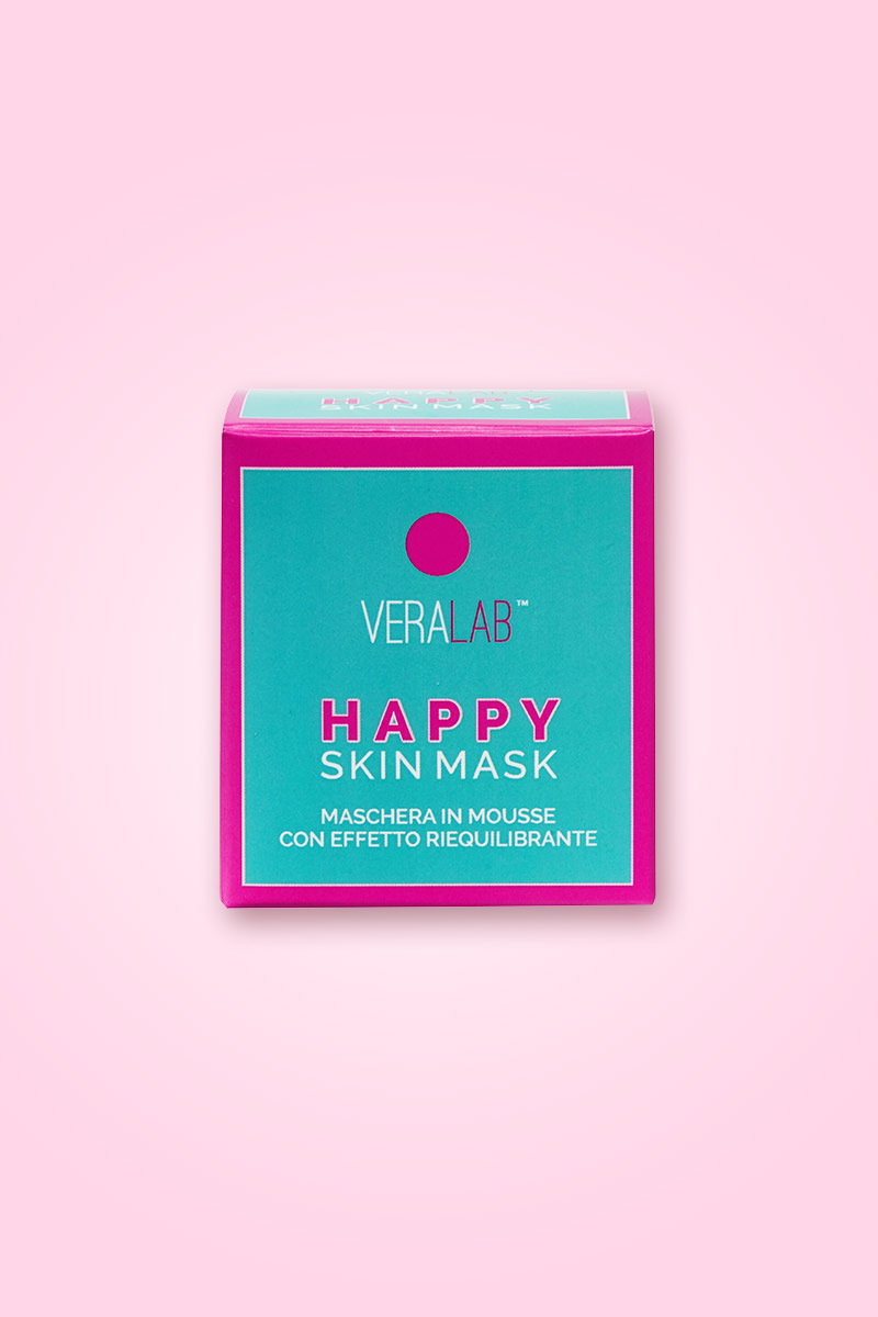 Happy Skin Mask - Viso - VeraLab