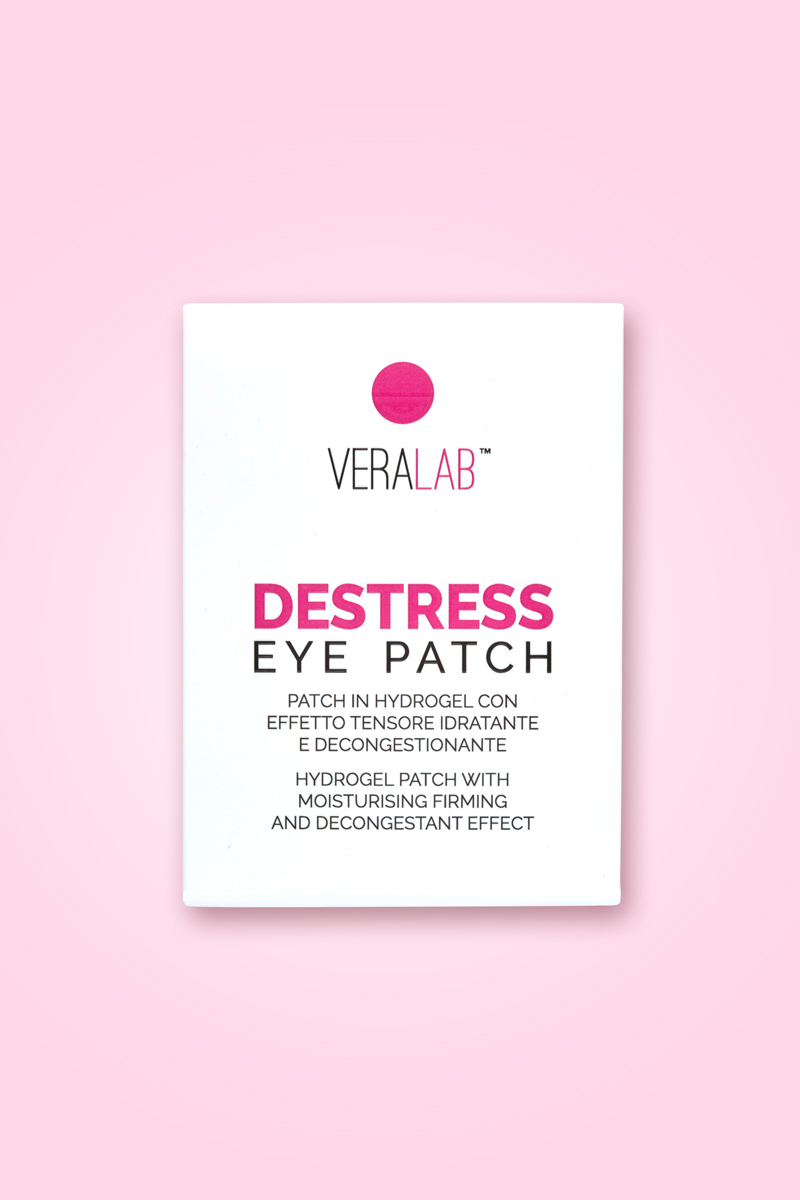 Destress Eye Patch 4 x  - Viso - VeraLab