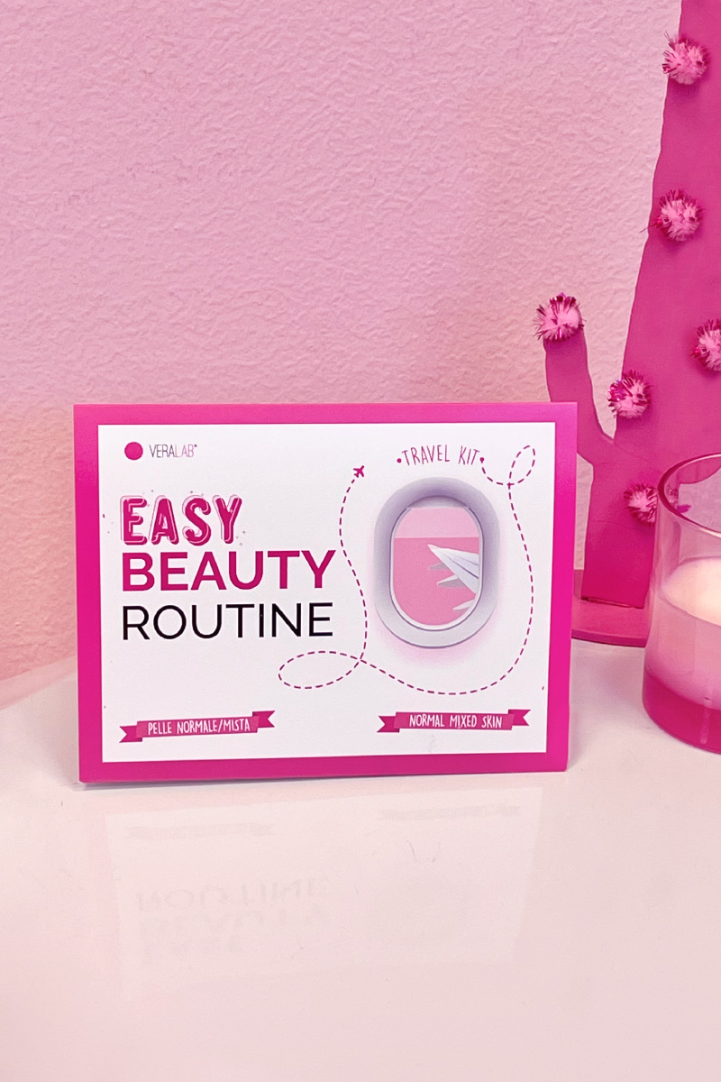 Easy Beauty Routine Pelle Normale / Mista - Viso - VeraLab