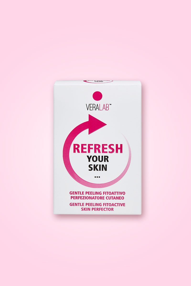 Refresh your skin - Viso - VeraLab