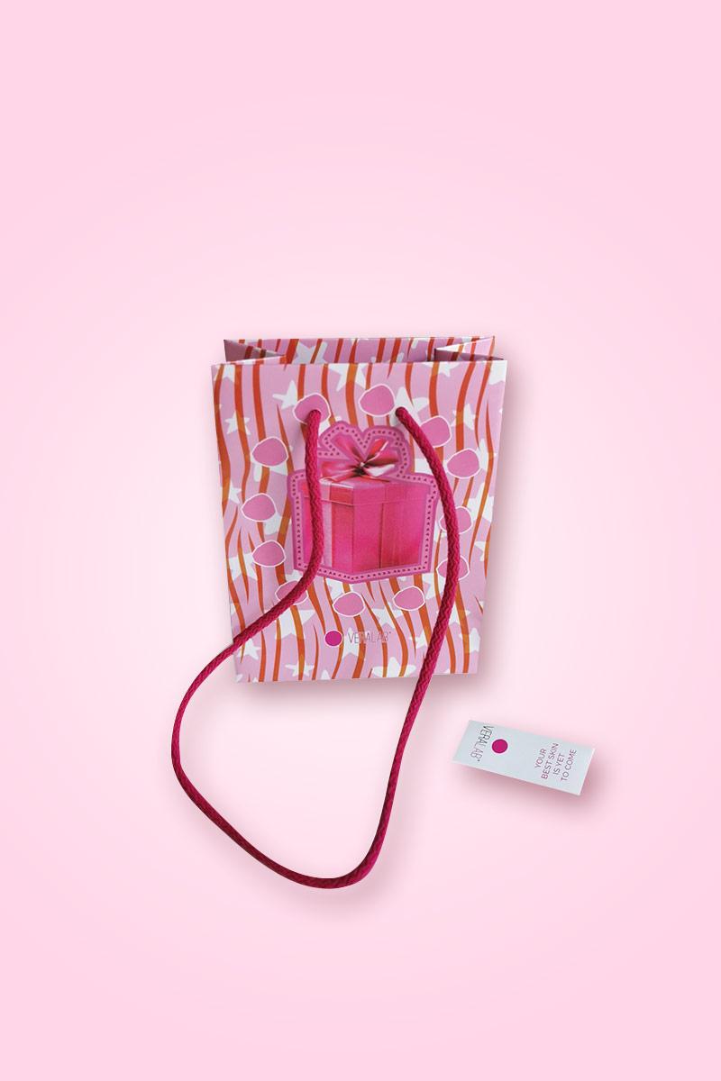 Shopper Pacco Regalo - Accessori - VeraLab