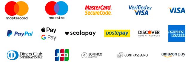 Metodi di pagamento VeraLab
